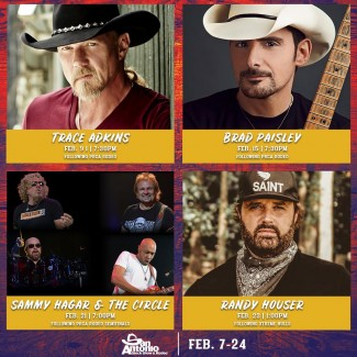 2019-02-21 @ San Antonio Stock Show & Rodeo