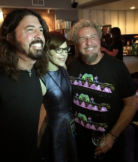 2016-10-15 @ Foo Fighters/Dave Grohl Charity Event