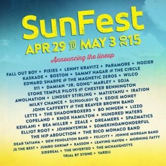 2015-04-30 @ Sunfest