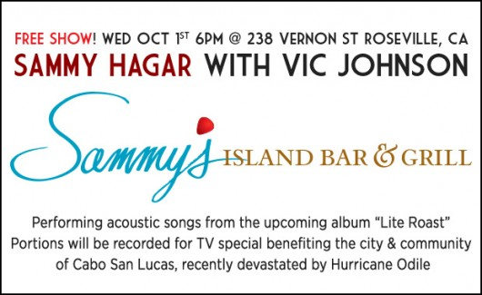 2014-10-01 @ FREE Acoustic Show @ The Island