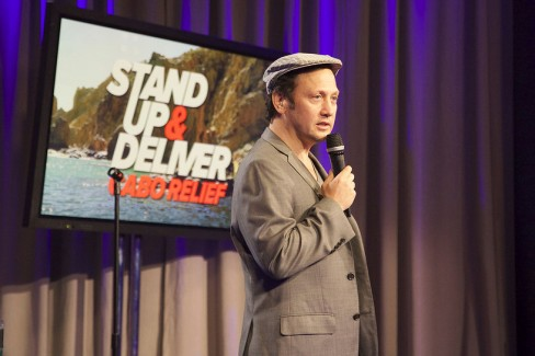 2014-10-25 @ NuvoTV & Fuse Special - Stand Up and Deliver: Cabo Relief
