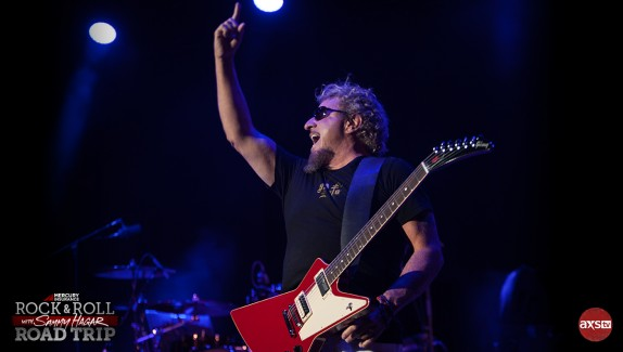2017-03-26 @ Rock & Roll Road Trip with Sammy Hagar - Episode 204 (Two Stops)