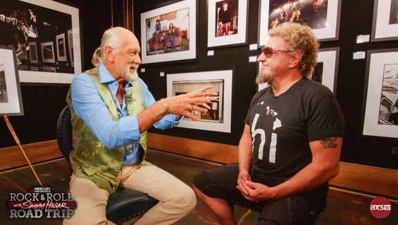 2017-04-09 @ Rock & Roll Road Trip with Sammy Hagar - Episode 206 (Aloha Fleetwood)