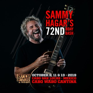2019-10-09 @ Cabo Wabo Cantina - Birthday Bash! Night 1
