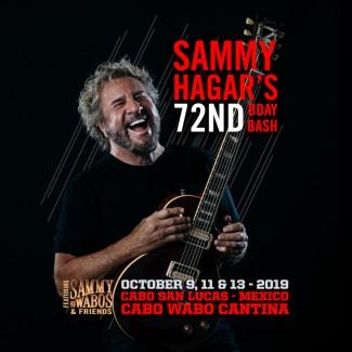 2019-10-09 @ Cabo Wabo Cantina - Birthday Bash! Night 1