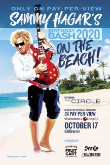 2020-10-17 @ Birthday Bash 2020 PPV Webcast