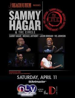 2015-04-11 @ Downtown Las Vegas Events Center