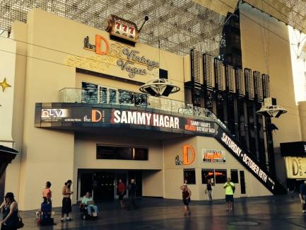 2014-10-18 @ Downtown Las Vegas Events Center