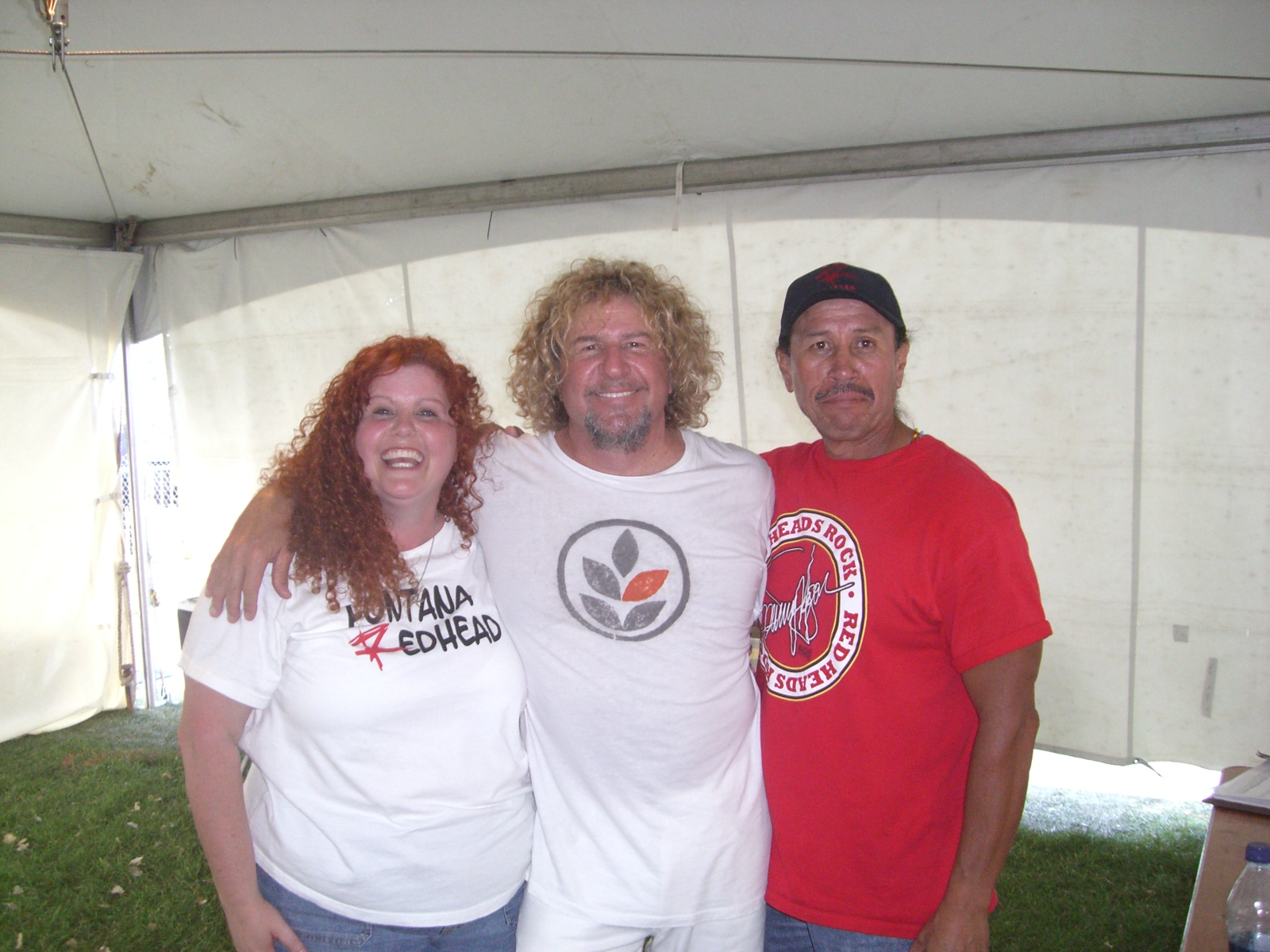 Meet and greet winner nat junie lopez jr sammy hagar the red meet and greet winner nat junie lopez jr kristyandbryce Choice Image