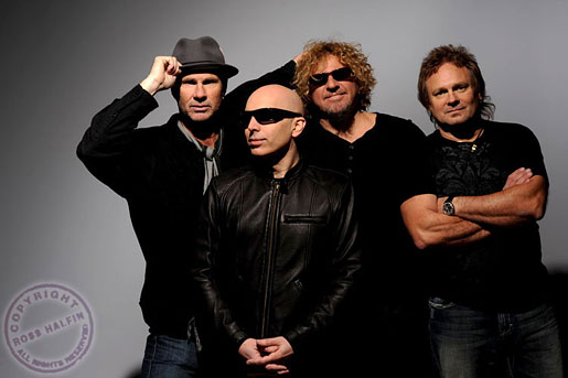Chickenfoot Sammy Hagar The Red Rocker