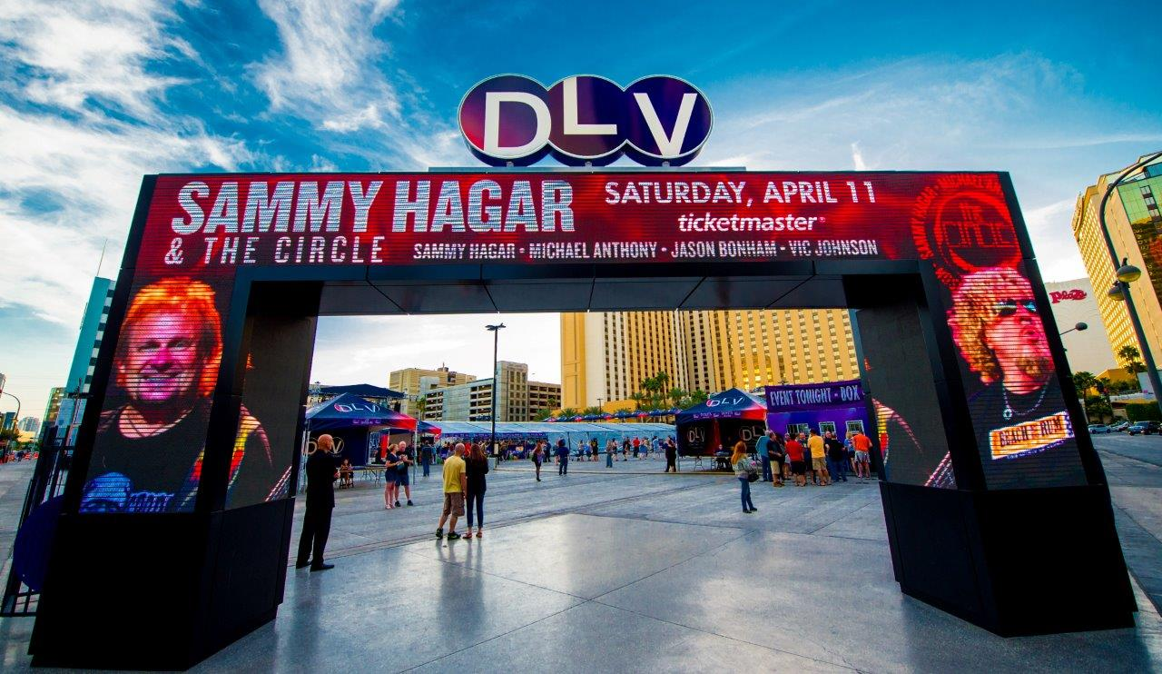 2015 04 11 downtown las vegas events center sammy hagar the posters kristyandbryce Choice Image